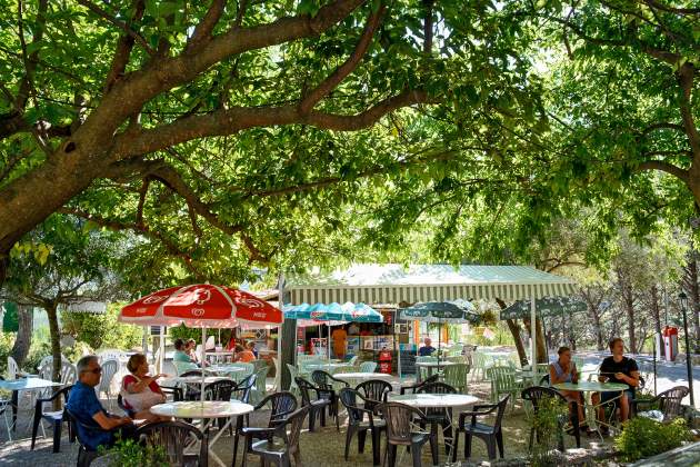 terrasse snack restaurant