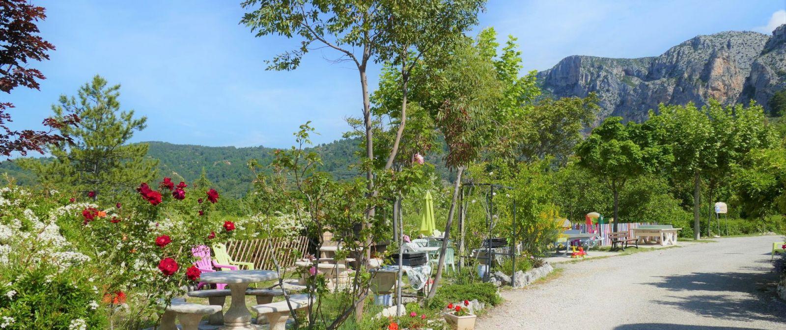 camping le vieux colombier moustiers sainte marie gorges du verdon provence11